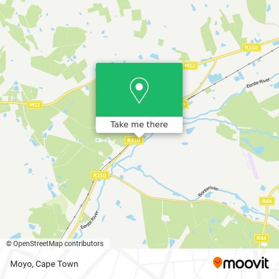 Moyo map