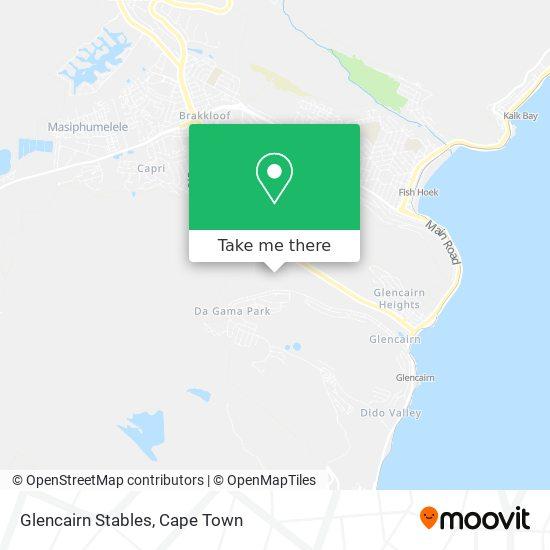 Glencairn Stables map