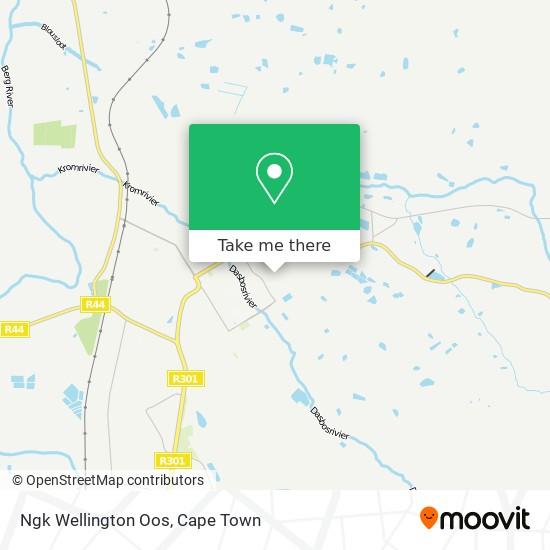 Ngk Wellington Oos map