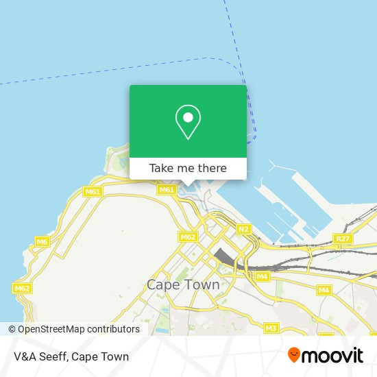 V&A Seeff map