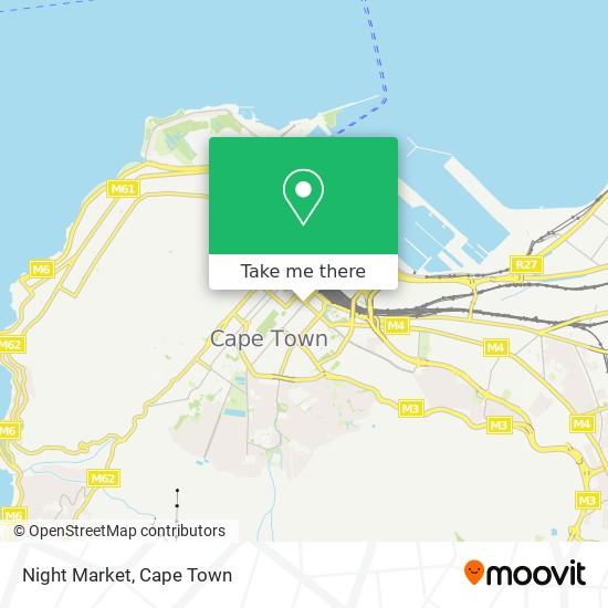 Night Market map