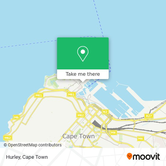 Hurley map