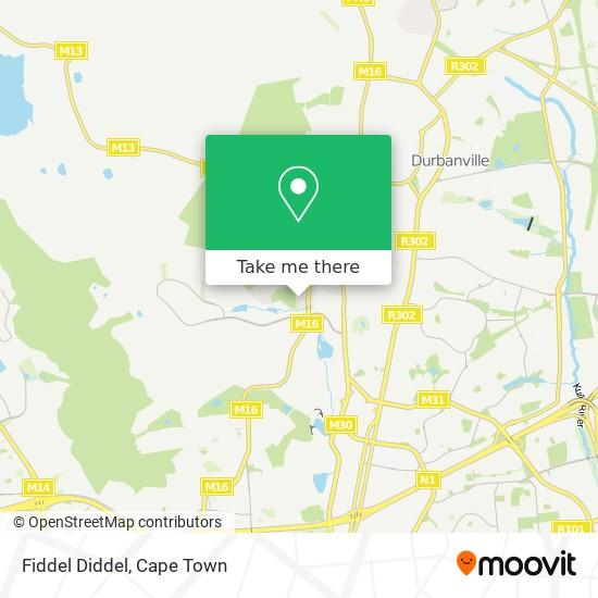 Fiddel Diddel map