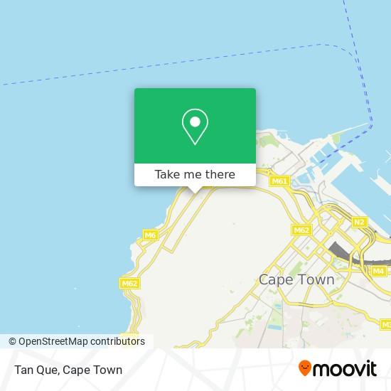 Tan Que map