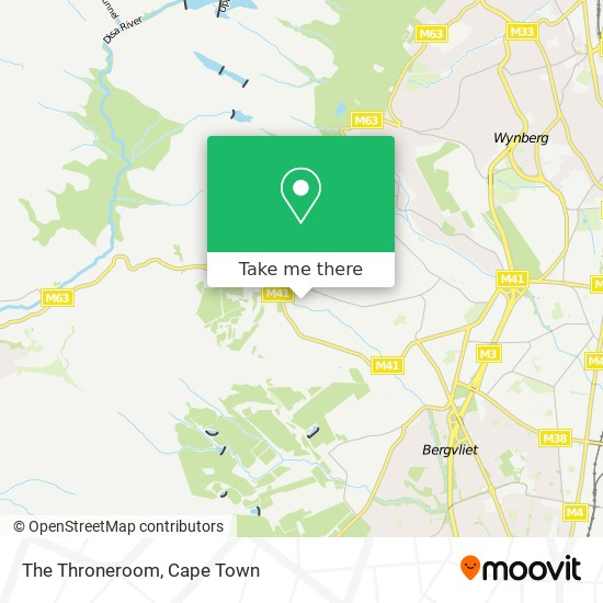 The Throneroom map
