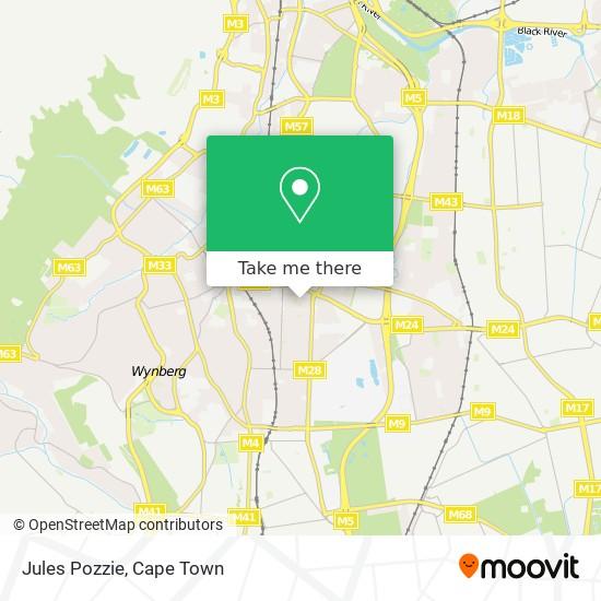 Jules Pozzie map