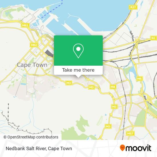 Nedbank Salt River map