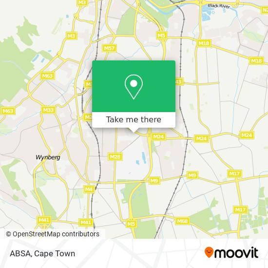 ABSA map