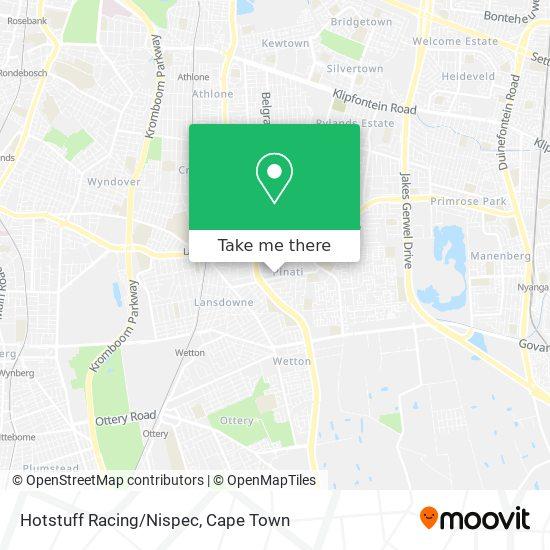 Hotstuff Racing/Nispec map