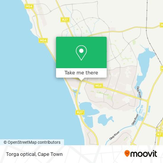 Torga optical map