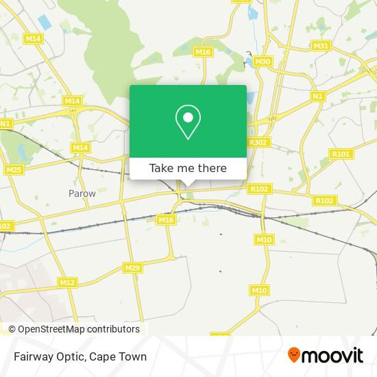 Fairway Optic map