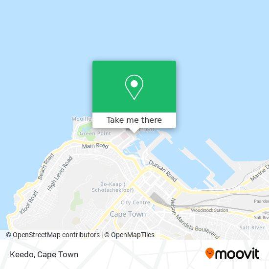 Keedo map