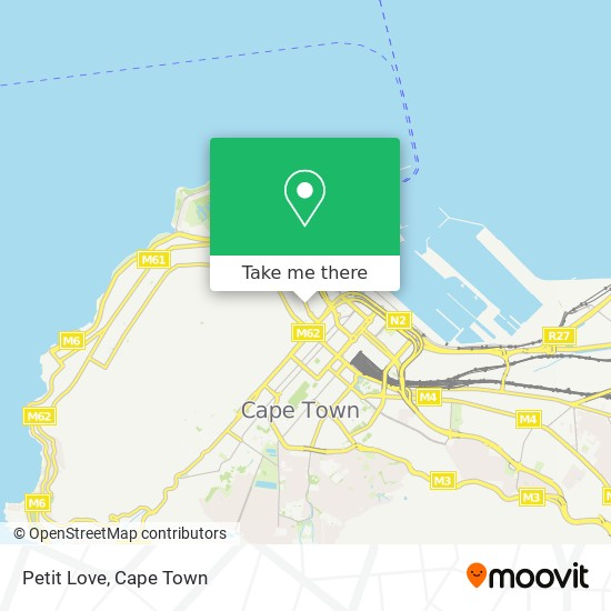 Petit Love map