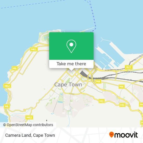 Camera Land map