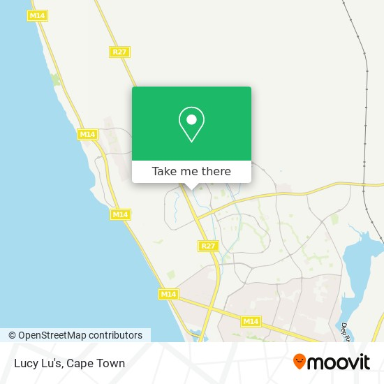 Lucy Lu's map