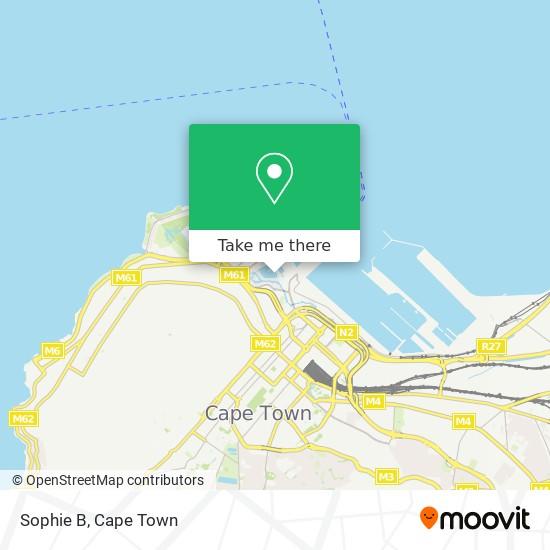 Sophie B map