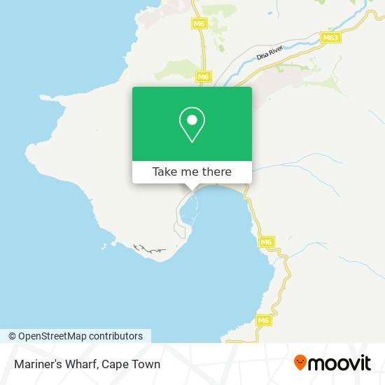 Mariner's Wharf map