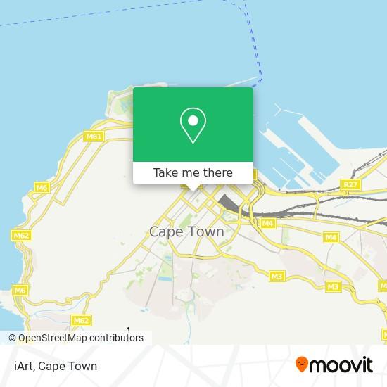 iArt map
