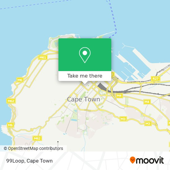 99Loop map