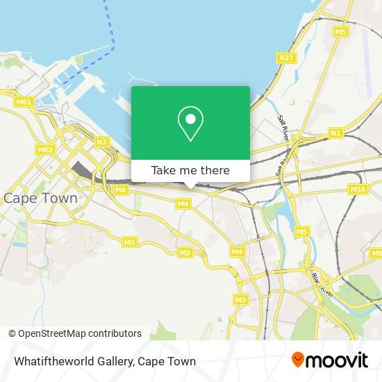 Whatiftheworld Gallery map