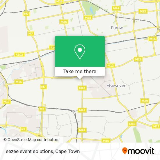 eezee event solutions map