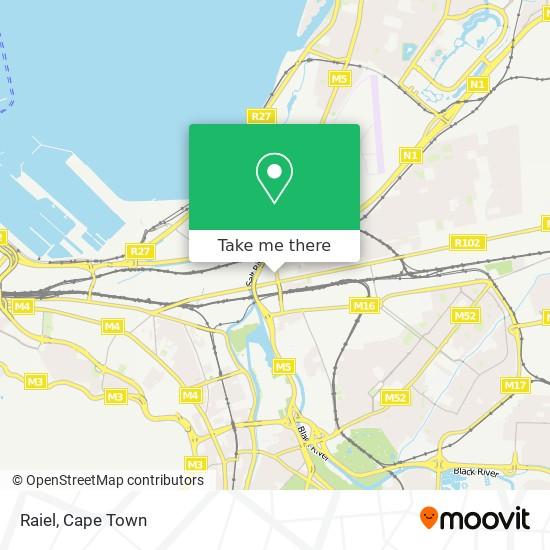 Raiel map