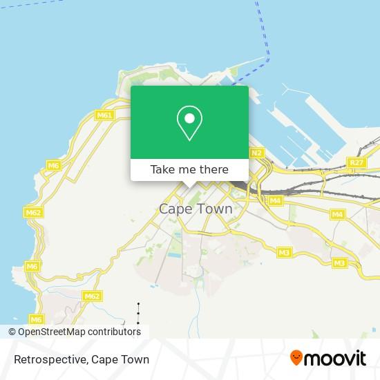 Retrospective map