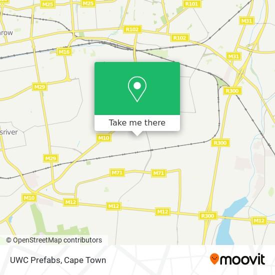 UWC Prefabs map