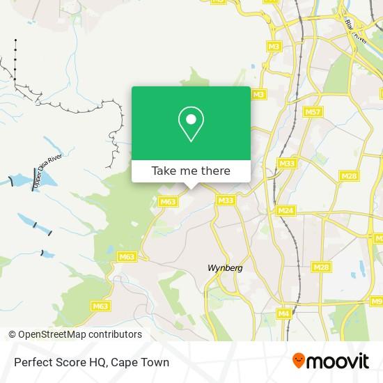 Perfect Score HQ map