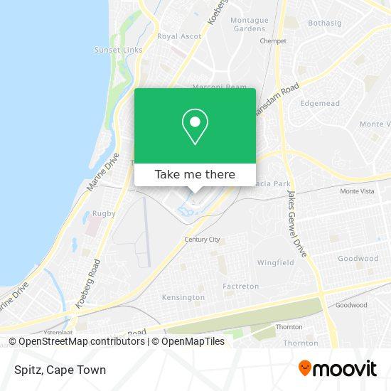 Spitz map