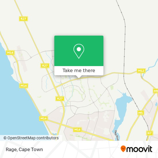 Rage map