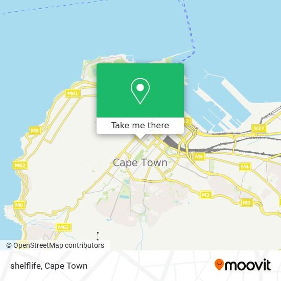shelflife map