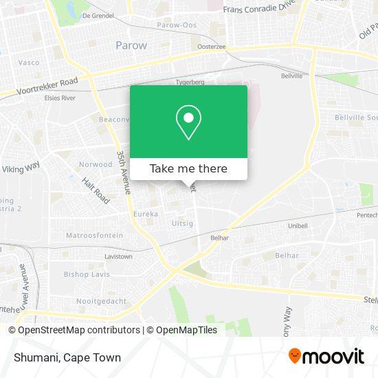 Shumani map