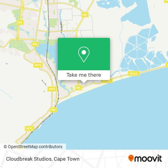 Cloudbreak Studios map