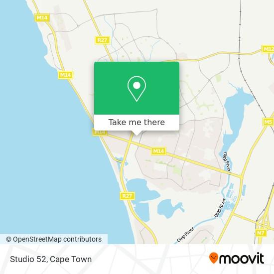 Studio 52 map