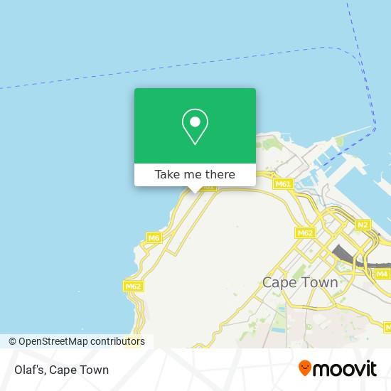 Olaf's map