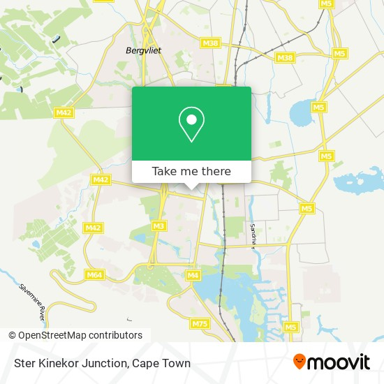 Ster Kinekor Junction map