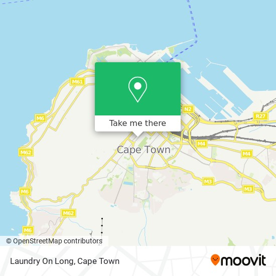 Laundry On Long map