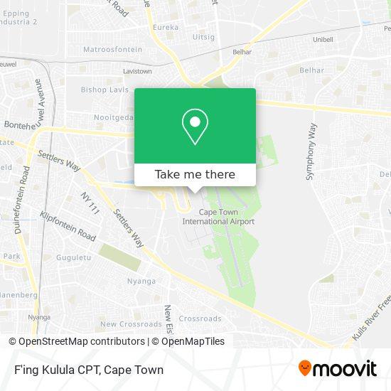 F'ing Kulula CPT map