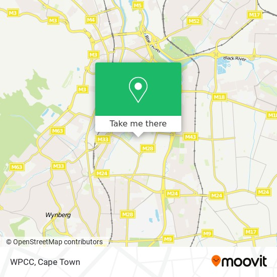 WPCC map