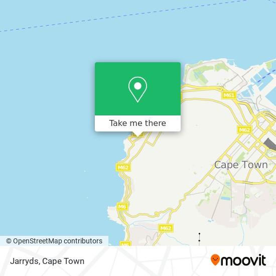 Jarryds map