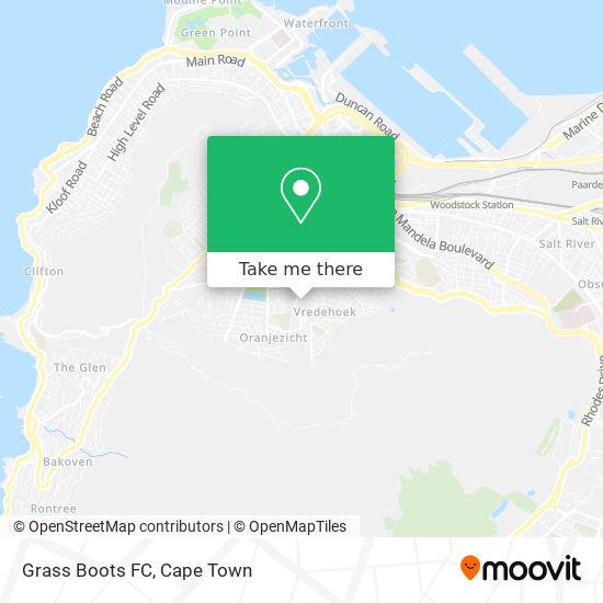 Grass Boots FC map