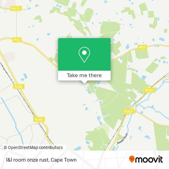 l&l room onze rust map