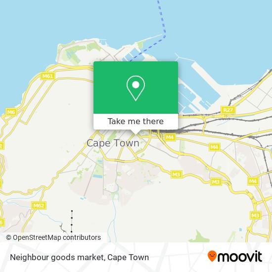 Neighbour goods market map