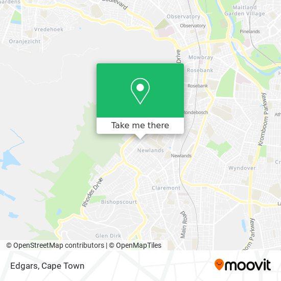 Edgars map