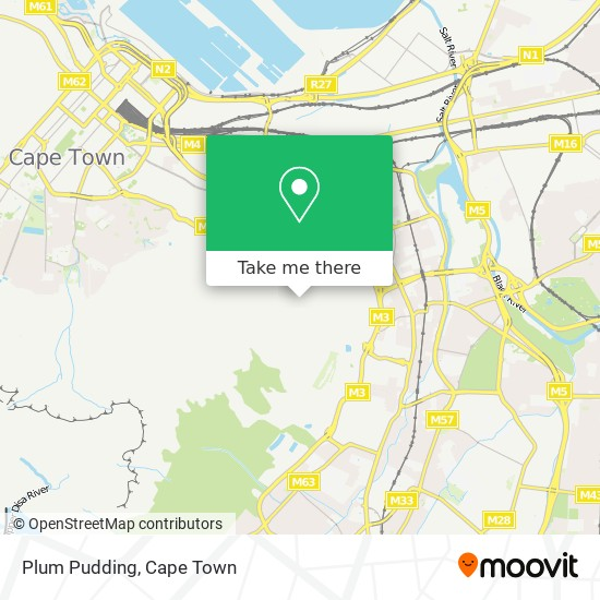 Plum Pudding map