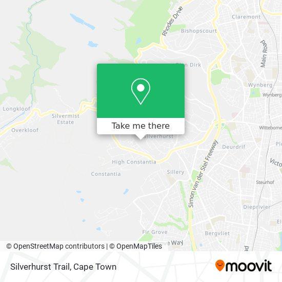 Silverhurst Trail map