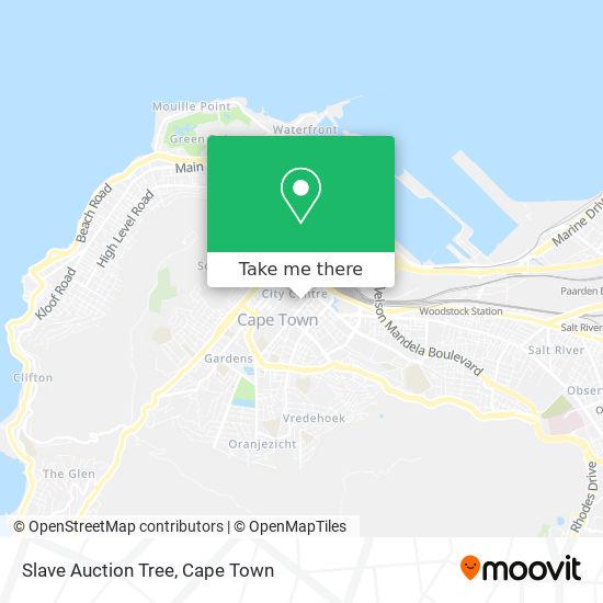 Slave Auction Tree map