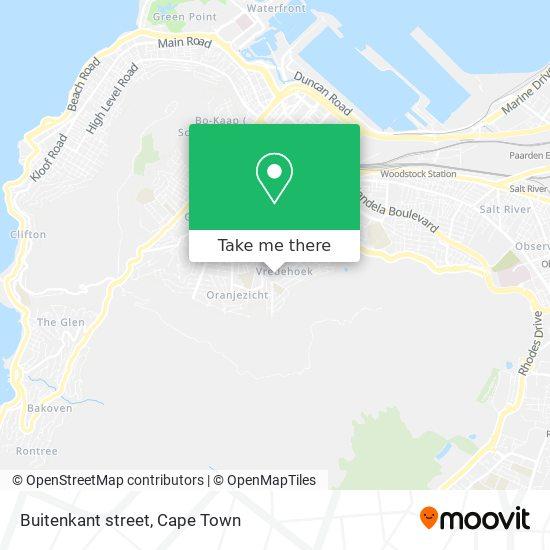 Buitenkant street map