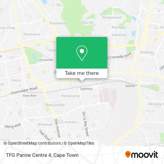 TFG Parow Centre 4 map